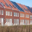Terraced houses - Stockfoto
