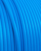 Blue cable — Stock Photo