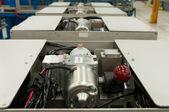 Hydraulic pumps — Stock Photo