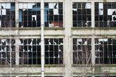 旧工厂废墟 — 图库照片