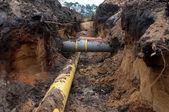 Pvc pipes — Stock Photo