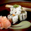 Japanese sushi — Stock Photo #10732447