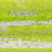 Green grunge old wall texture as abstract background — Stock Photo
