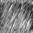 Black and wite abstract background, stripe texture - Foto Stock