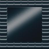 Svart metall styrelsen som moderna struktur eller bakgrund — Stockfoto