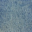 Royalty-Free Stock Photo: Blue real textile texture, background to insert text or design