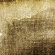Dark old wall as horizontal abstract background for insert text or design — Stock Photo