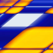 Blue yellow abstract background to insert text or design — Stock Photo