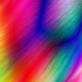 Abstract background rainbow vivid colors and rays — Stock fotografie