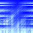 Abstract blocks blue white background — Stock Photo #9260701