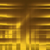 Abstract blocks gold background — Stockfoto