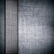 Stock Photo: Grunge fabric with bar as gray vintage background for insert text or design