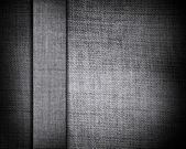 Grunge kumaş ile metin ekleme veya tasarımı için vintage arka planı gri çubuğu — Stok fotoğraf