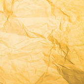 Old yellow paper texture or background — Stock Photo