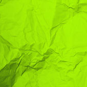 Bright green canvas texture or background — Stock Photo