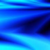 Gładki niebieski streszczenie tło do wstawiania tekstu lub web design — Zdjęcie stockowe