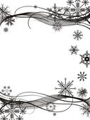 Izolované Vánoční pozadí — Stock vektor