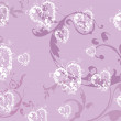 Floral beautiful background — Vetorial Stock #9093422