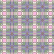 Background of squares and stripes in pastel colors — Stok Vektör