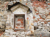 Blind window — Stockfoto