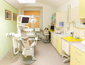 Dentists office — Stock Photo