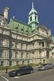 Montreal-rathaus — Stockfoto