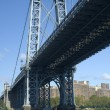 Stock Photo: Williamsburg Bridge