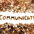 COMMUNICATE — Stock Photo #10143015
