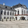 Grassalkovich palace — Stock Photo #10143071