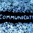 COMMUNICATE — Stock Photo #10206990