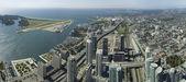 Toronto city center panorama — Stock Photo