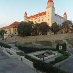 братиславский замок — Стоковое фото #10679361