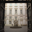Primate's Palace courtyard — Stock Photo #10679591