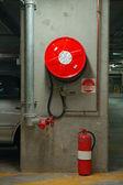 Fire precaution — Stock Photo