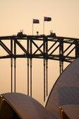 Sydney-detail — Stockfoto