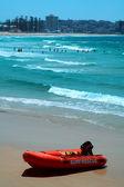 Surf rescue — Stockfoto