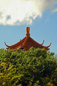 Chinatown-detail — Stockfoto