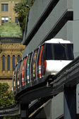 Sydney monorail — Stock Photo