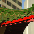 Stock Photo: Chinatown detail