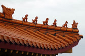 Budhist temple detail — Stock Photo