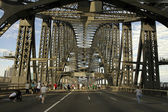 Puente de la bahía — Foto de Stock