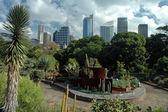 Sydney ogrody — Zdjęcie stockowe