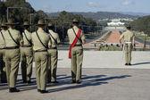 Aussie soldiers — Stock Photo