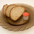 Stock Photo: Bread slices