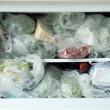 Stock Photo: Freezer