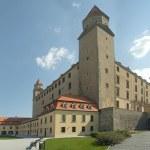 Burg von Bratislava — Stockfoto