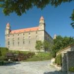Bratislava castle — Stok fotoğraf