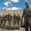 Stock Photo: KoreWar Memorial