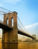ブルックリン橋 — ストック写真