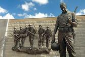 Korean War Memorial — Stock Photo